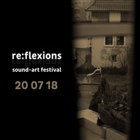 V.A. – re:flexions / sound-art festival 20 07 18