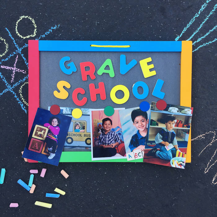 Grave School EP cover art