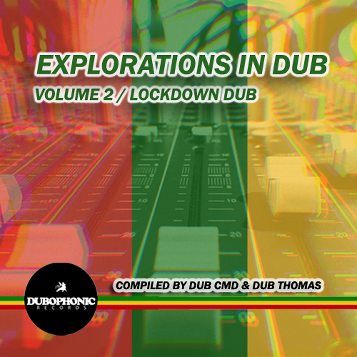 Various Artists – Explorations In Dub Vol. 2 / Lockdown Dub