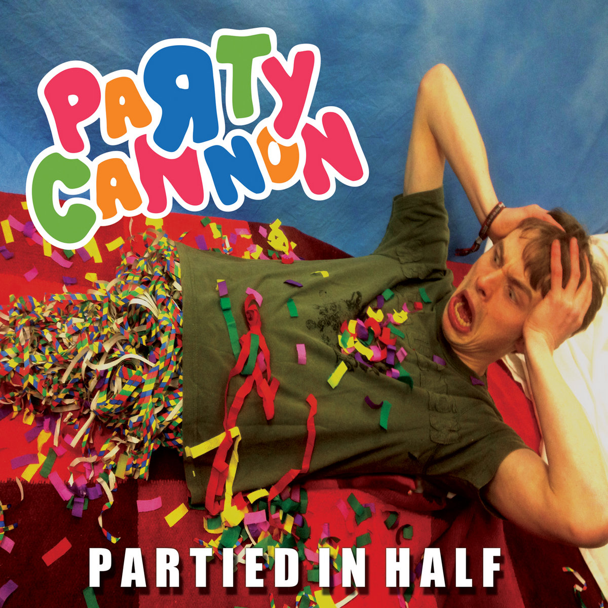 Image result for party cannon band
