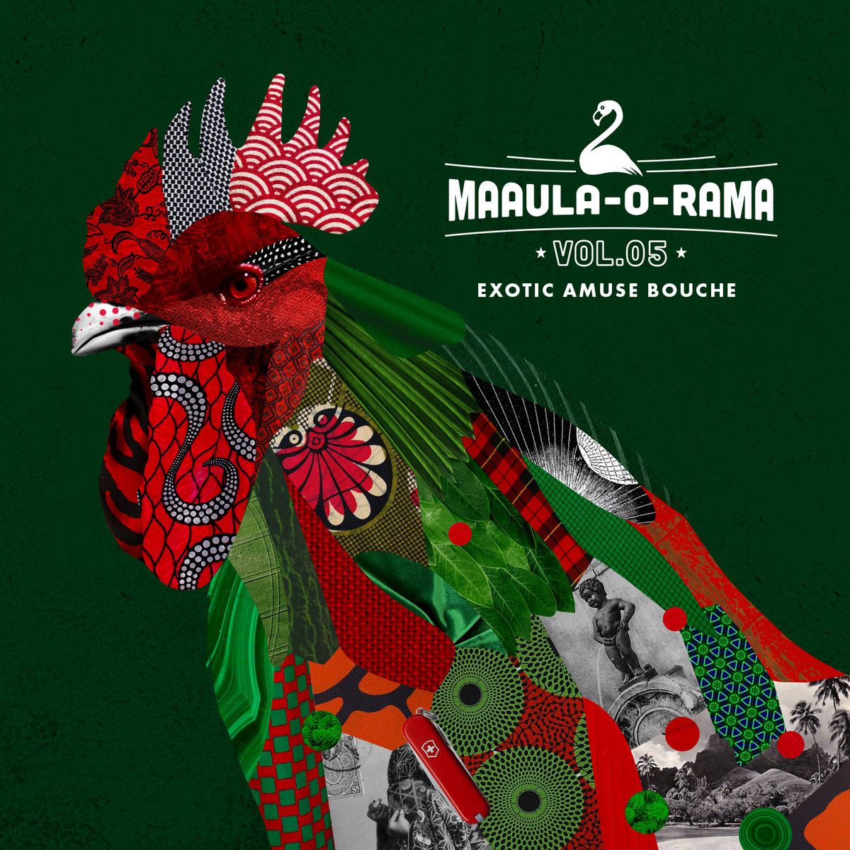 MaAuLa Records – MaAuLa​-​o​-​rama Vol​.​5 – Exotic Amuse Bouche