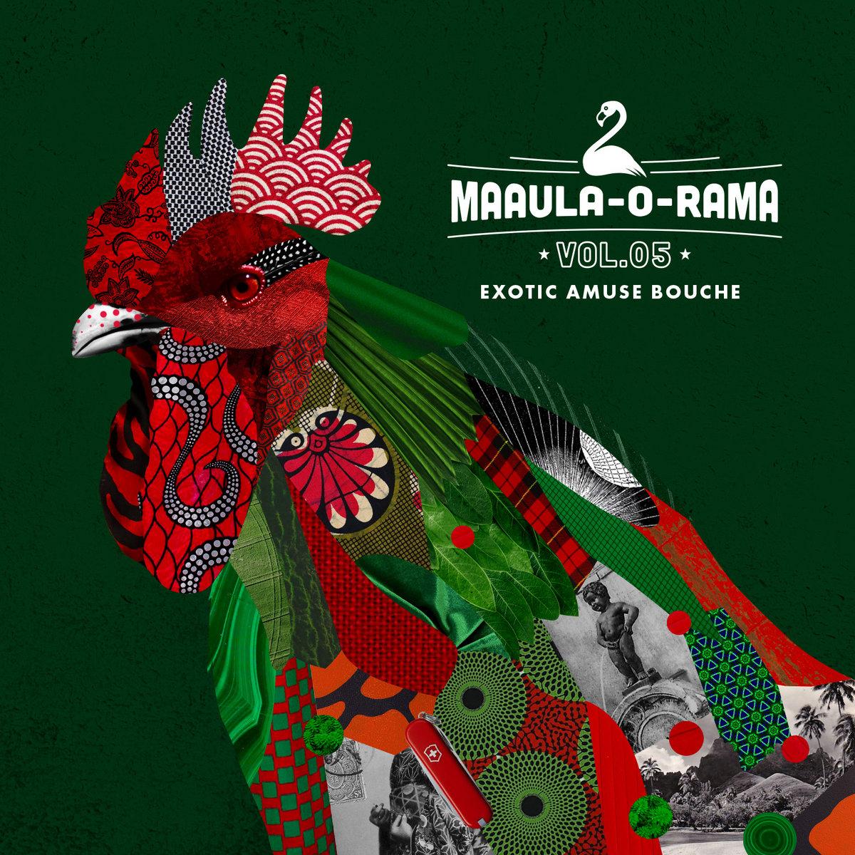 MaAuLa Records – MaAuLa-o-rama Vol.5 – Exotic Amuse Bouche