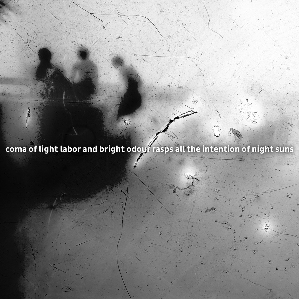 Various – coma of light labor and bright odour rasps all the intention of night suns