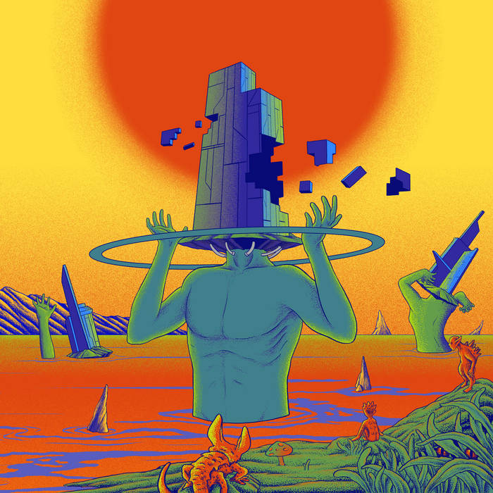 GOLDEN MAMMOTH – Skyscraper Towards the Sun