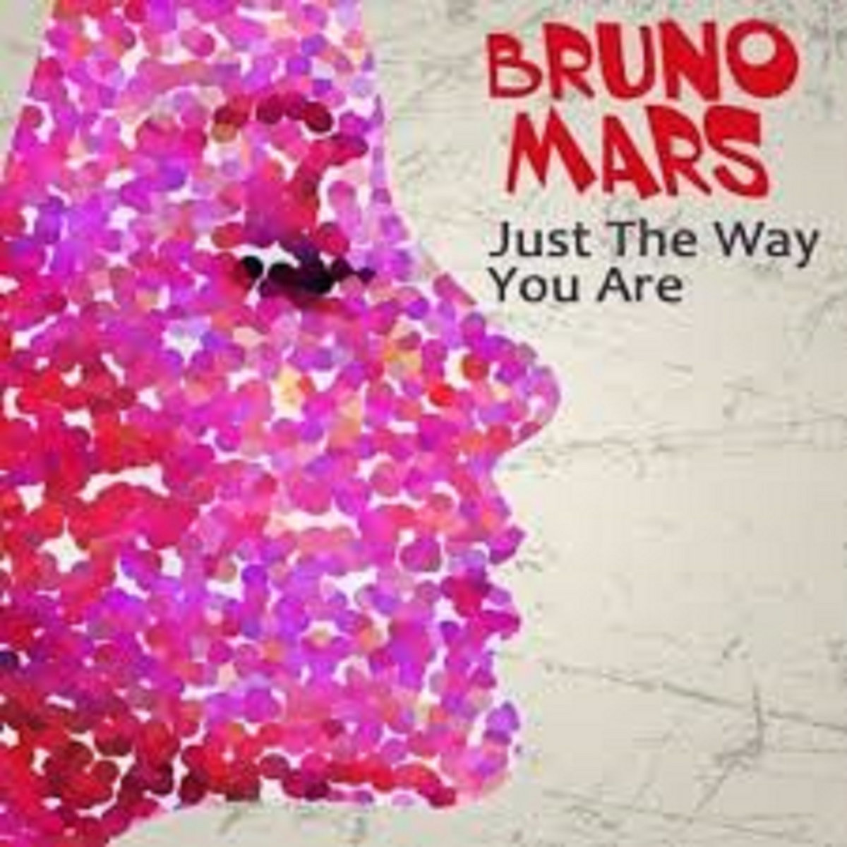 Bruno Mars Just The Way You Are Girl