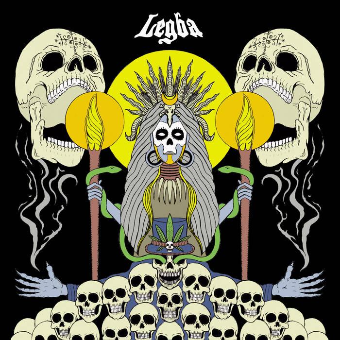 Legba cover art