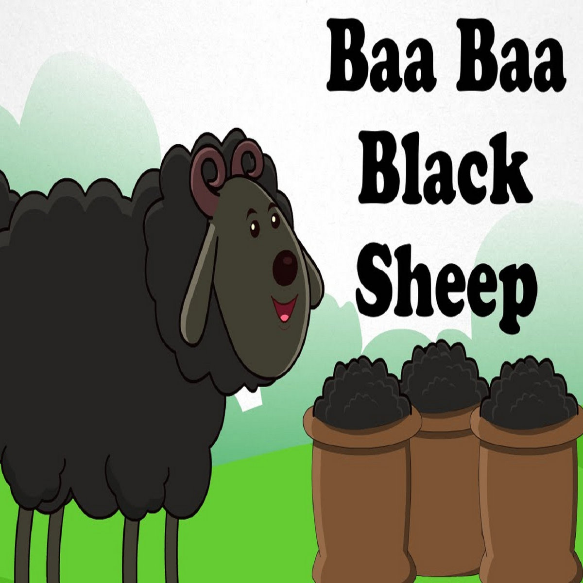 Black Sheep Nursery Rhyme Thenurseries
