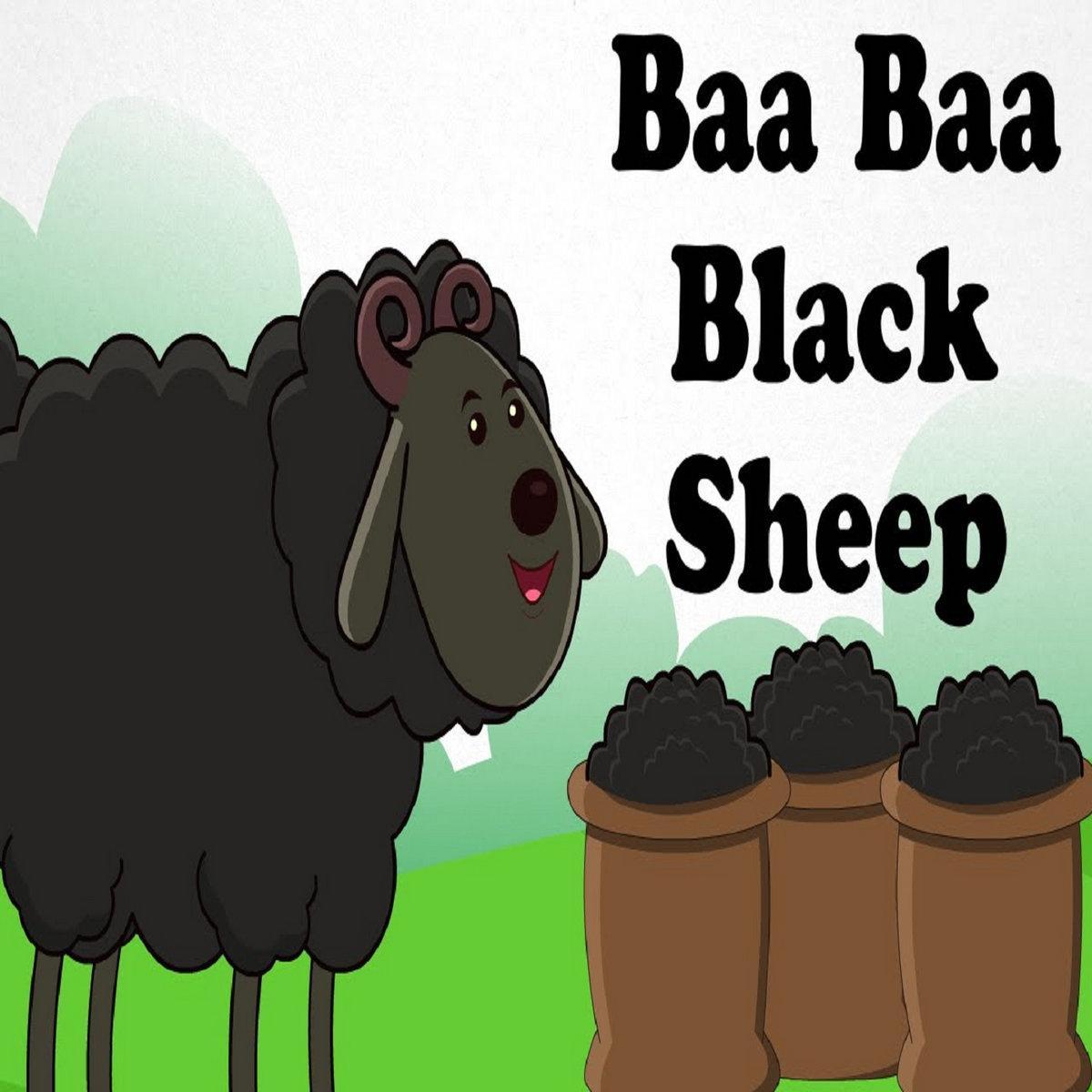 Black Sheep Nursery Rhyme Thenurseries