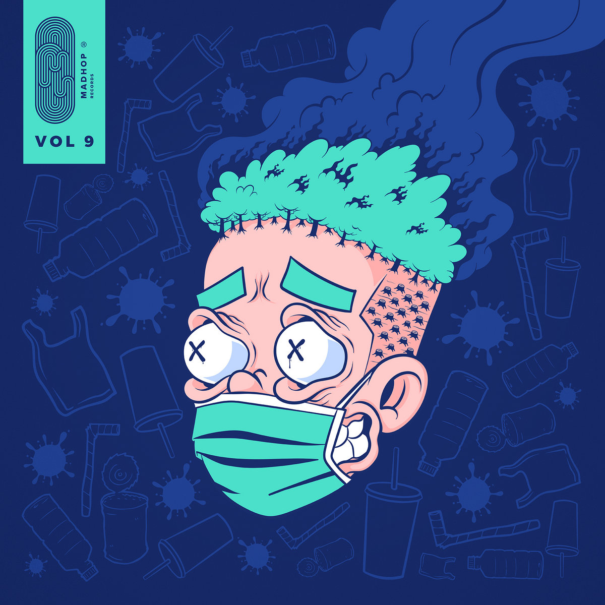 Various Artist – Mad Hop vol​.​9