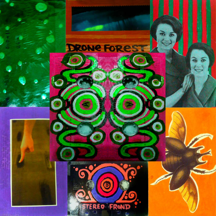 Drone Forest – snoodferret / stereofrond