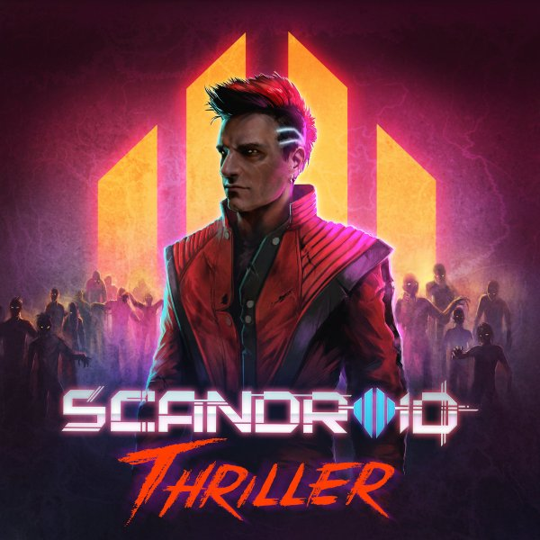 Thriller  Single    Scandroid by Scandroid