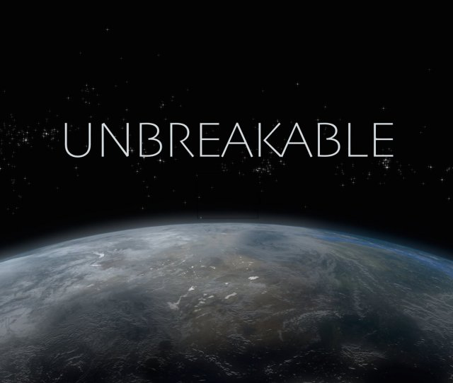 Unbreakable By Josh Kramer