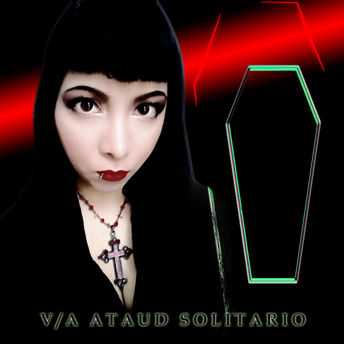 Various Artists & Humanfobia – Ataud Solitario
