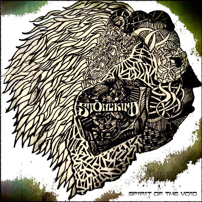 """Stonekind """"Spirit of the Void"""" Album Cover"""