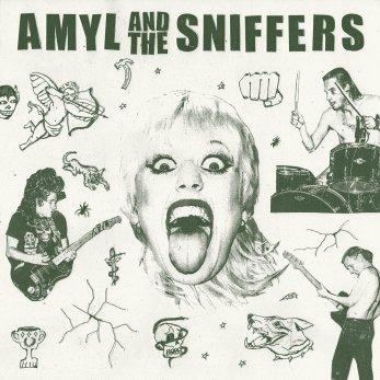 Resultado de imagen de Amyl and the Sniffers - Amyl and the Sniffers