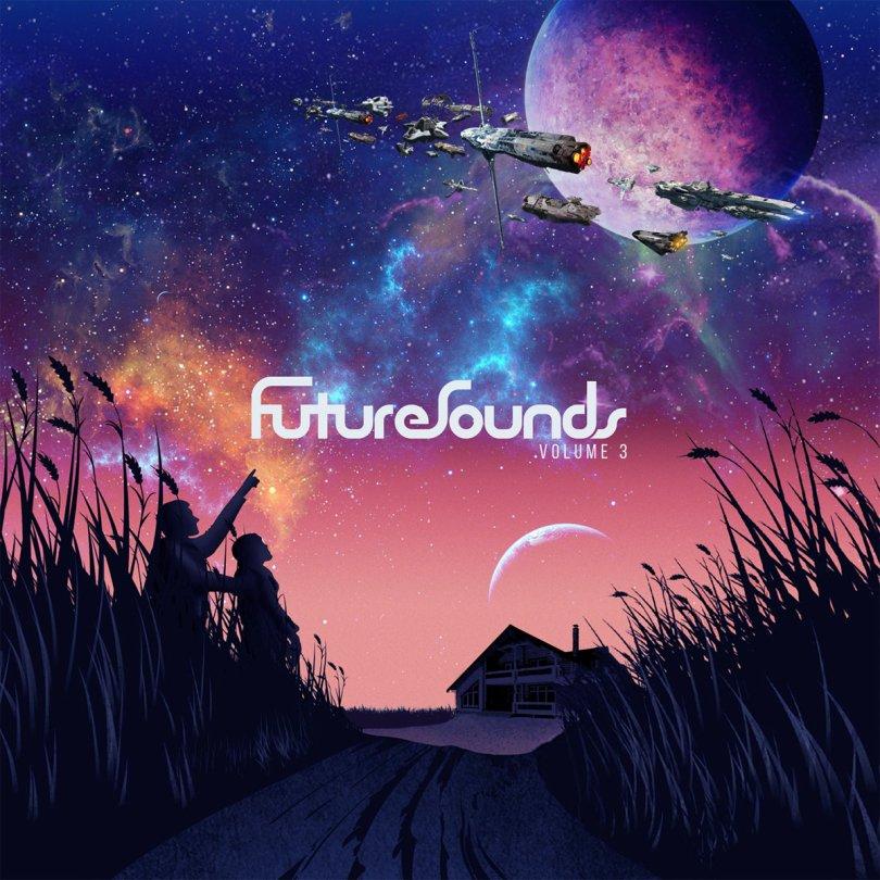 FutureSounds Volume 3   Various Artists   TimeSlave Recordings