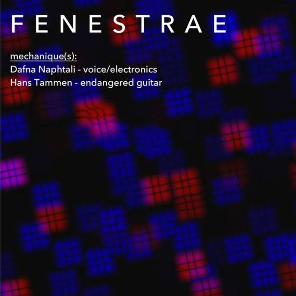 Dafna Naphtali and Hans Tammen – Mechanique(s) Fenestrae