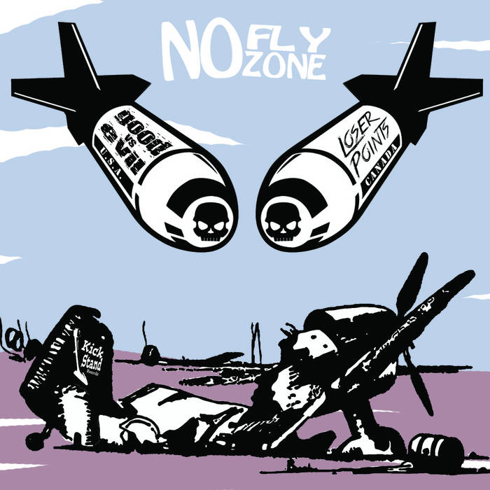 No Fly Zone cover art