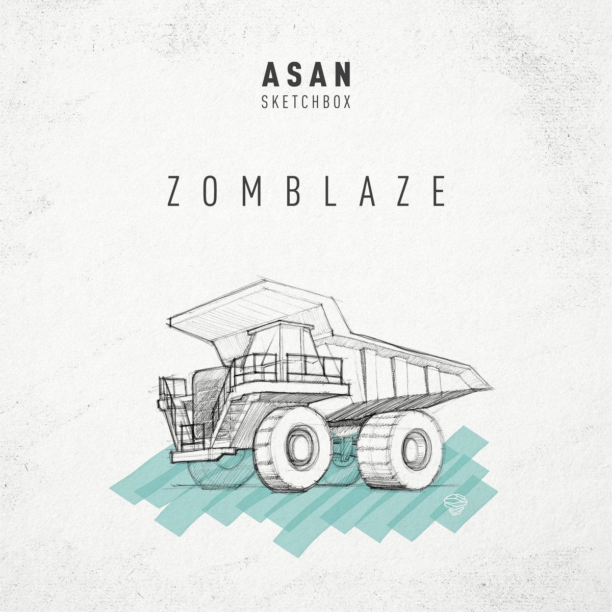 Zomblaze – ASAN Sketchbox