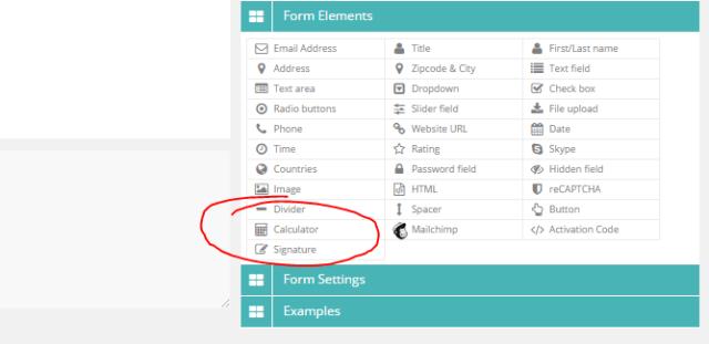 Super Forms - Calculator Add-on - 4
