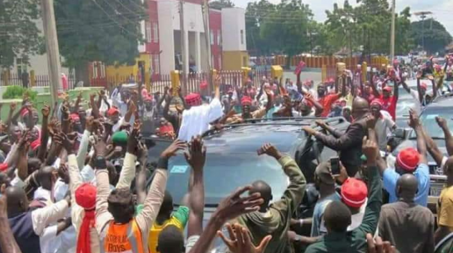 10 injured in attack on Kwankwaso's convoy in Kano (updated)
