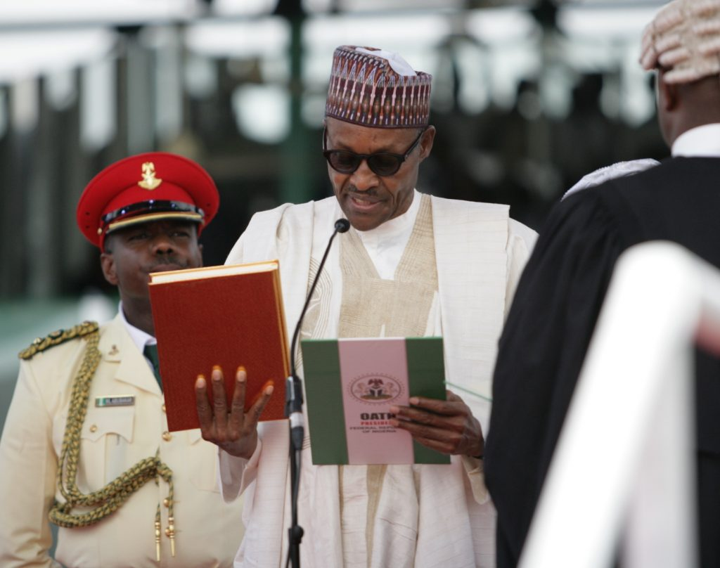 Image result for PDP threatens to halt Buhari's inauguration