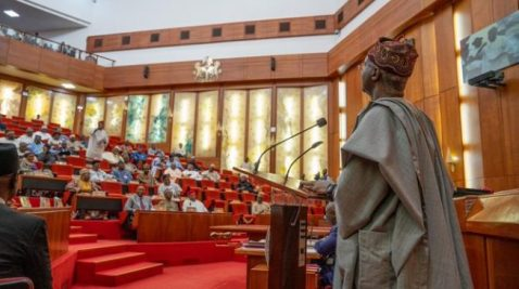 Image result for Senate confirms all 43 ministerial nominees