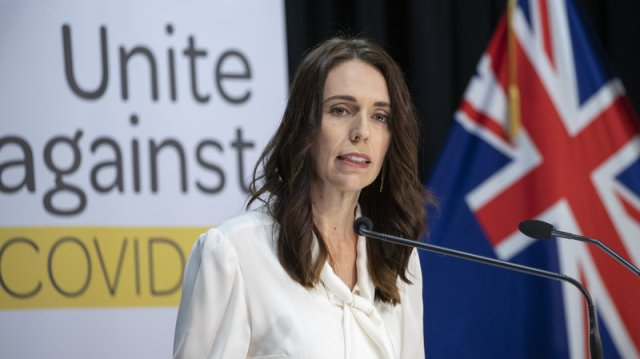 New Zealand PM declares country COVID-19 free
