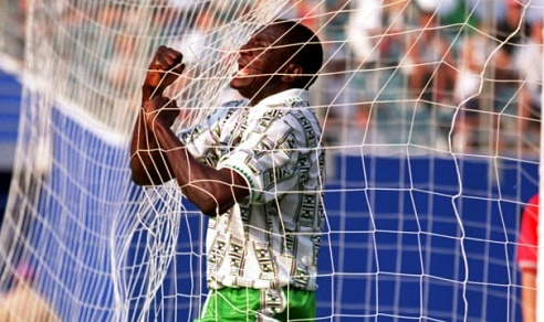 tributes pour in for Rashidi Yekini eight years after death