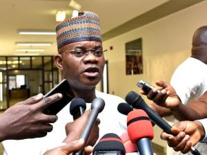 Yahaya Bello: Some powerful people challenged me for intervening in the food blockade