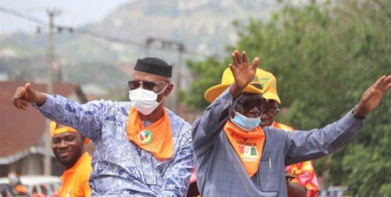 Power of incumbency, naira rain — five reasons Akeredolu won