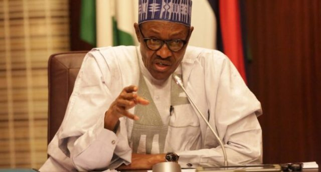 'Turn back family members who bring home unaccounted goods' — Buhari condemns looting amid #EndSARS protests
