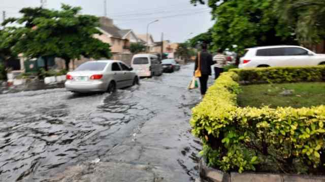 Climate Watch: Lagos residents count losses as flood submerges cars,  property | TheCable