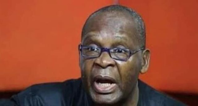 Joe Igbokwe accuses IPOB of setting his house on fire in Anambra