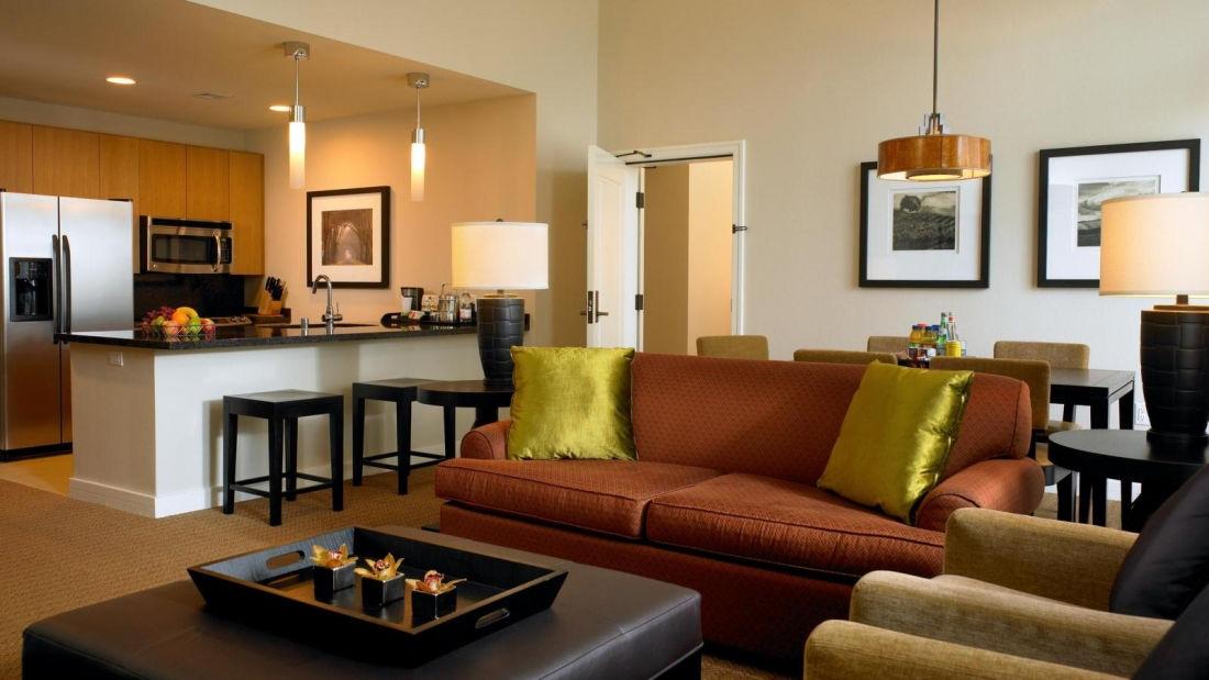 The Westin Verasa Napa Hotel - One Bedroom King Premium Suite