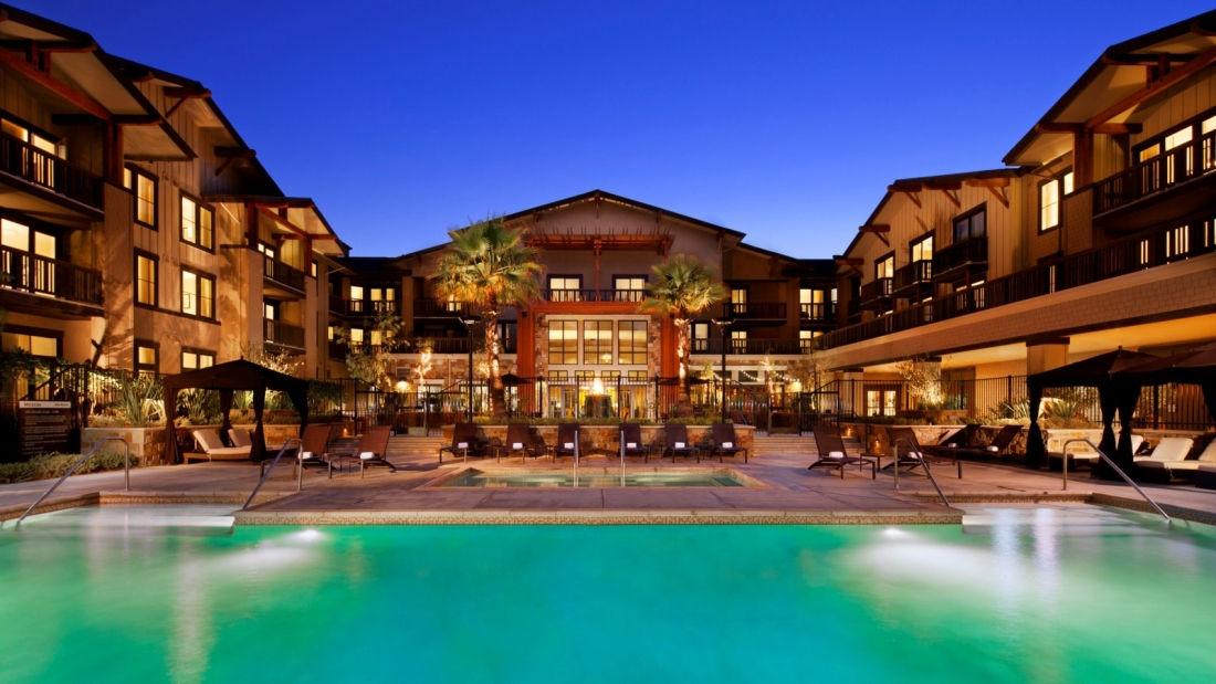 The Westin Verasa Napa Hotel - Heated Salt Water Pool