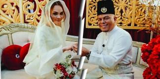 Tauke Jambu Cerai Isteri Yaya Nadia