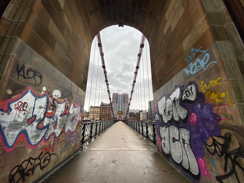 Graffiti Suspension