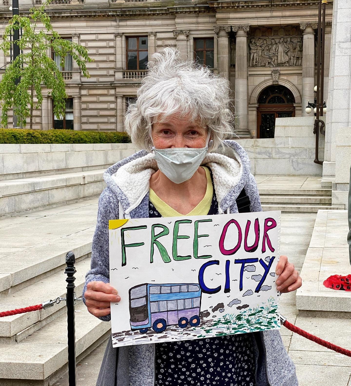 Free our city