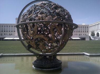 Geneva UN HQ