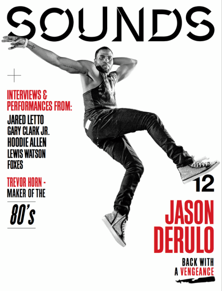 Sounds Magazine Cover 12