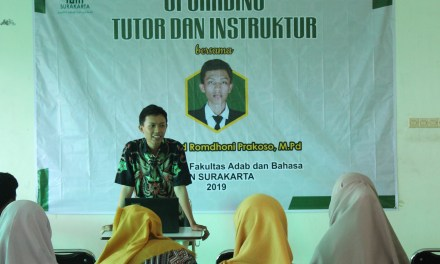 Upgrading Tutor dan Instruktur Program Bilingual