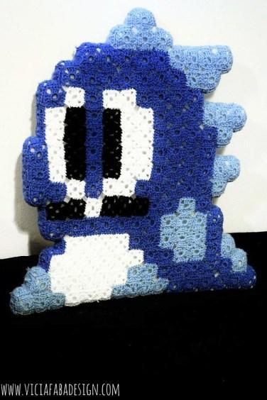 crochet bubble bobble