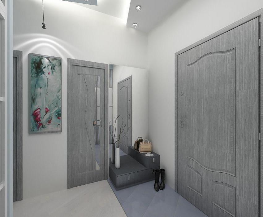 Design Creatif Du Couloir Gris 10 Recommandations