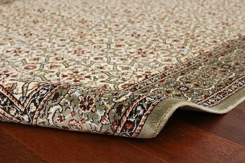 tapis de viscose
