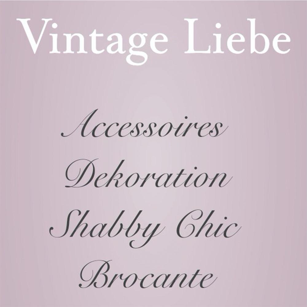Vintage Liebe