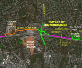 i 66 beltway bicycling route improvements fairfax alliance - I-66 Trail
