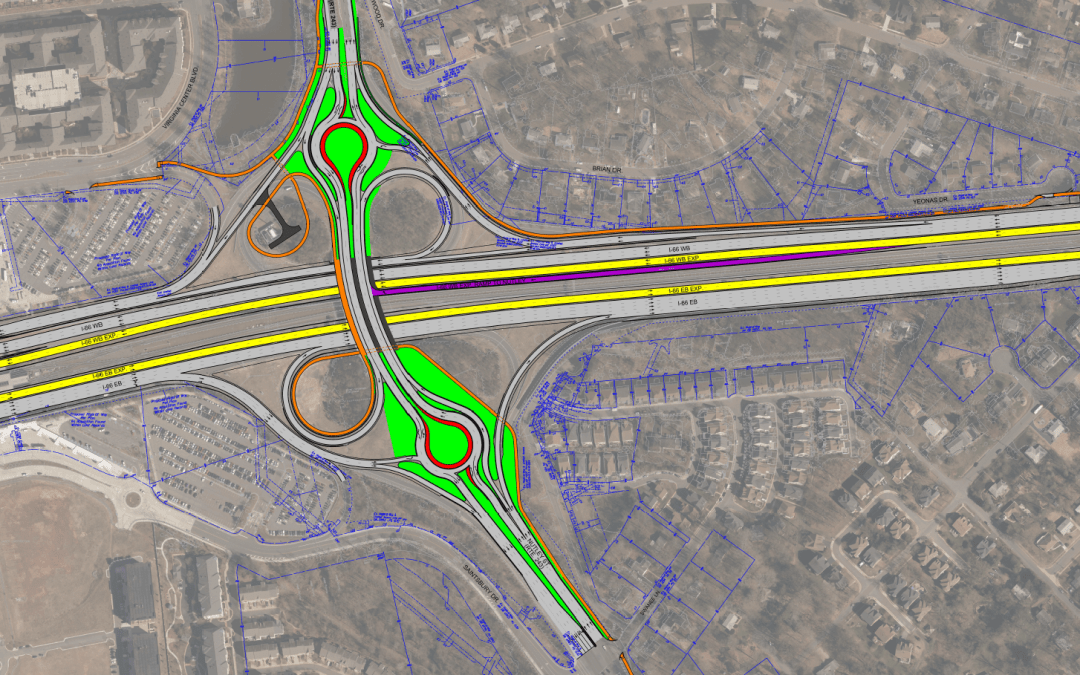 Nutley Interchange Redesign Could Provide Safer Bicycling