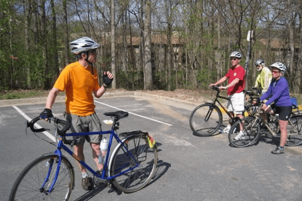 Upcoming Bicycle Classes in Reston