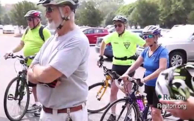 Reston Association's 55+ Bike Ride Series 2019